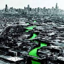 chicago on st patrick u0027s day by maciej maksymowicz beautiful