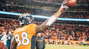 demaryius thomas u0027 mother makes a hard choice about the super bowl