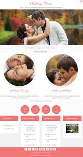 the best wedding websites best wedding themes cmsmind