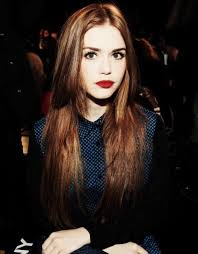 lydia martin hair holland roden lydia martin red hair red lip teen wolf image