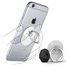 amazon com spigen style ring phone grip car mount stand holder