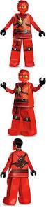 Boys Lego Halloween Costume Boys 80913 Licensed Lego Ninjago Child Boys Kai Prestige
