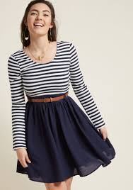 nautical chic attire nautical fashion nautical style clothing modcloth