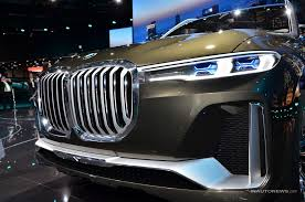 2018 bmw x7 iaa frankfurt 2017 05 images video this is the bmw