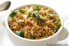 Main Dish Rice Recipes - kids main course recipes chef in you