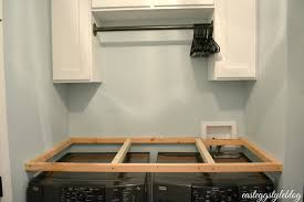 table top washer dryer how to install countertop over washer and dryer best home ideas