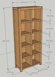 Wood Shelves Plans by