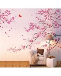 Cherry Blossom Wall Decal For Nursery Bargains On Tayyakoushi Pink Cherry Blossom Wall Decal