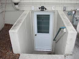 Cheap Basement Windows Cheap Solution With Exterior Basement Doors Jeffsbakery Basement