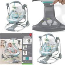 comfy baby seat sleeper cradle swing rocker 2 infant motion