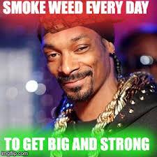 Smoke Weed Everyday Meme - snoop dogg imgflip