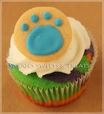 blue u0027s clues cake u0026 cupcakes sarah u0027s sweets u0026 treats