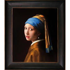 painting of the girl with the pearl earring portrait painting girl with pearl earring johannes vermeer