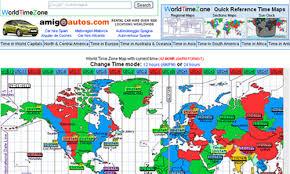 16 useful websites with world clock utilities blueblots
