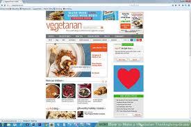 how to make a vegetarian thanksgiving dinner 7 steps