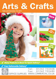 commercial office supplies christmas arts and crafts catalogue