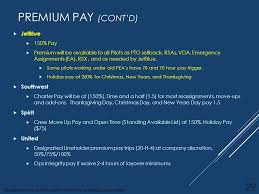 jetblue pilot contract comparison synopsis of pay rates work