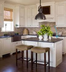 Small Kitchen White Cabinets Love The Combination Of Timber Floors White Kitchen With A Splash