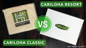 Cariloha Classic Vs Resort Battle Of The Bamboo Sheets Youtube