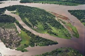 Parana River Map Paraguay Paraná Hidrovia International Rivers