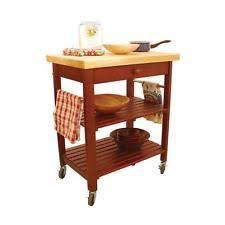 cherry kitchen island cart cherry kitchen islands kitchen carts ebay