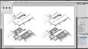 revit tutorial exploded axon techniques displaced views