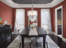 Dining Room Wall Paint Ideas by Delectable 90 Single Wall Dining Room Decor Inspiration Design Of