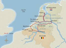 where is amsterdam on a map rhine river cruises viking river cruises