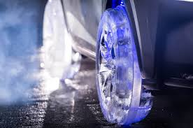 lexus hoverboard new video watch the lexus nx ride on ice wheels w video