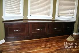 Bay Window Bench Ideas Bay Window Bench With Storage U2013 Amarillobrewing Co