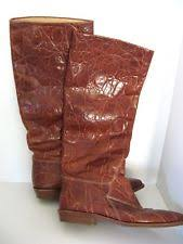 womens boots narrow width knee high boots narrow width aa n pull on shoes for ebay