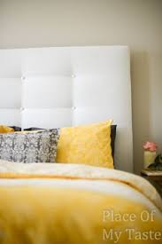 Diy Headboard Upholstered by Tubes Upholstered Headboard Horizontal Tube Sections Projecting