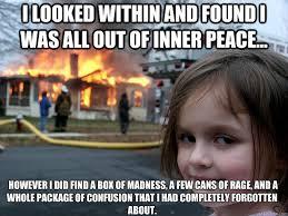 Peace Memes - inner peace meme google search memes pinterest inner peace