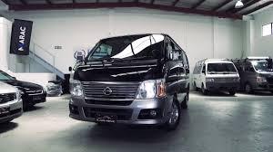 nissan caravan high roof nissan caravan 3000cc turbo diesel youtube