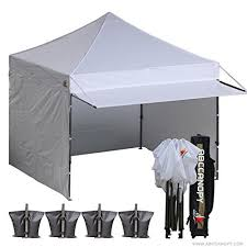 10 X 10 Awning 10x10 Abccanopy Easy Pop Up Canopy Tent Instant Shelter Commercial