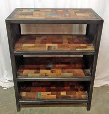 Dresser With Bookshelves by A Small Dresser Or Bookshelf With Three Open Shelves Or Use As A