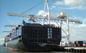 shipping to pakistan new direct apl service to india and pakistan port of rotterdam