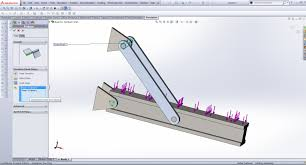 use solidworks in stress analysis measure stresses strains and