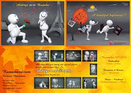 11 creative u0027wedding cards u0027 that you would love to receive u2013 the