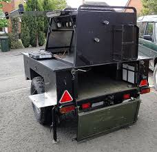 jeep camping ideas 7 best off road trailers gear patrol offroad trailers