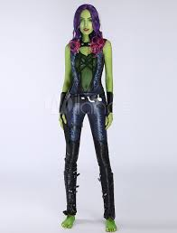 gamora costume guardians of the galaxy gamora costume