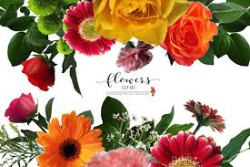 real flowers flower clip floral clip flower bouquets flower frames