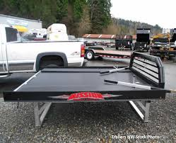 2018 mission sled deck sport deck truck bed trailers nw horse