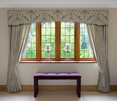 Contemporary Drapes Window Treatments Contemporary Window Valances Updating Your Interior Homesfeed