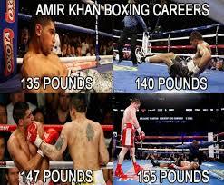 26 best memes of canelo knocking out amir khan sportige