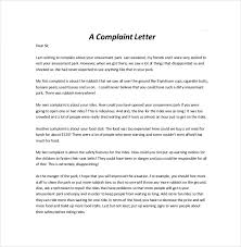 Guarantee Letter Sle For Product Complained Letter Templates Franklinfire Co