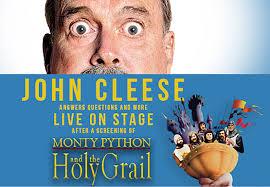 john cleese and monty python u0026 the holy grail salt lake magazine