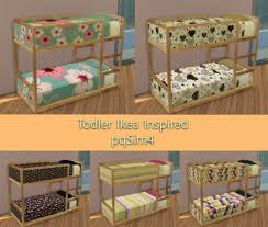 Dollhouse Toddler Bed Bed Sims 4 Updates Best Ts4 Cc Downloads