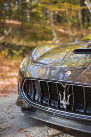 maserati granturismo dark blue the 2018 maserati granturismo mc is a magnificent aural dinosaur