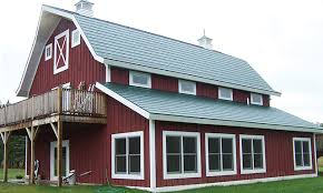 Metal Siding For Barns A Closer Look Roofing And Siding Ohioec Org